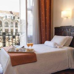 Отель Aliados 3* Стандартный номер с различными типами кроватей фото 12