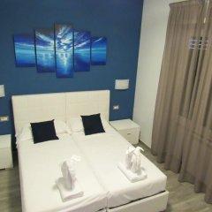 Отель Pianeta Roma Номер Делюкс с различными типами кроватей фото 2