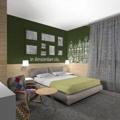 InnCity Hotel by Picnic 3* Стандартный номер с различными типами кроватей фото 4