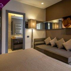 Hotel Condotti 3* Номер Делюкс с различными типами кроватей фото 2