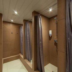 Хостел Привет Кровать в общем номере двухъярусные кровати фото 26