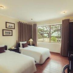 Saigon Halong Hotel 4* Улучшенная вилла с различными типами кроватей фото 7