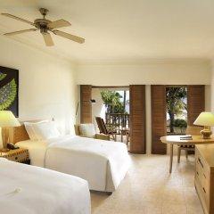 Отель Hilton Mauritius Resort & Spa 5* Номер Делюкс с двуспальной кроватью фото 6