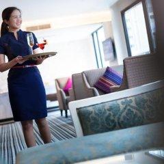 Mövenpick Hotel Sukhumvit 15 Bangkok 4* Представительский люкс с различными типами кроватей фото 4