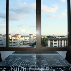 Отель Apartaments La Perla Negra Студия с различными типами кроватей фото 2