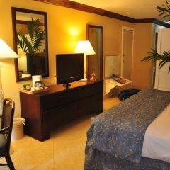 Отель Holiday Inn Resort Montego Bay All Inclusive 3* Стандартный номер с двуспальной кроватью фото 7