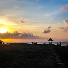 Отель Balangan Sea View Bungalow пляж фото 2