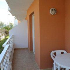 Отель Apartamentos Bauló Mar балкон