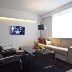 Отель Courtyard by Marriott Madrid Princesa 4* Номер Комфорт с различными типами кроватей фото 4