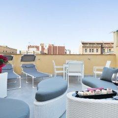Отель Mar Apartments Испания, Барселона - отзывы, цены и фото номеров - забронировать отель Mar Apartments онлайн бассейн