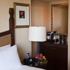 Отель Wyndham Grand Chicago Riverfront 4* Номер Делюкс с различными типами кроватей фото 5