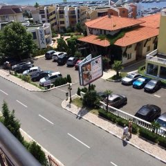Отель Eleonora Beach Свети Влас парковка