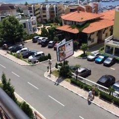 Отель Eleonora Beach парковка