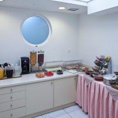 Отель Hermes Родос питание