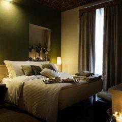 Отель Albergo D'italia 3* Стандартный номер с двуспальной кроватью фото 14