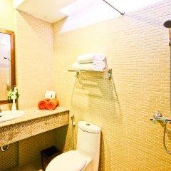 Отель Beyond Resort Krabi 4* Коттедж с различными типами кроватей