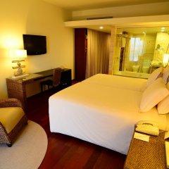Отель Crowne Plaza Vilamoura - Algarve 5* Улучшенный номер с различными типами кроватей фото 2