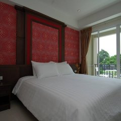 Lub Sbuy House Hotel 3* Номер Делюкс с различными типами кроватей фото 2