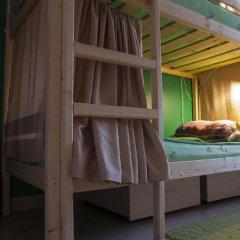 Nice Hostel Кровать в общем номере фото 15