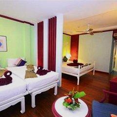 Отель Krabi Success Beach Resort 4* Улучшенный номер с различными типами кроватей фото 16