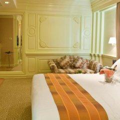 Отель Kingston Suites Bangkok 4* Улучшенный номер с различными типами кроватей фото 7