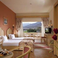 Отель La Playa Beach Resort Taba 5* Стандартный номер с различными типами кроватей фото 3