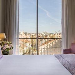 Radisson Blu 1835 Hotel & Thalasso, Cannes 5* Улучшенный номер с различными типами кроватей фото 3