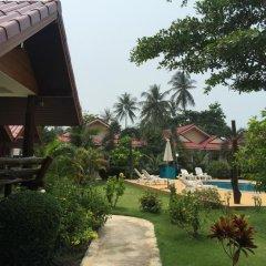 Отель Hana Lanta Resort Стандартный номер фото 5