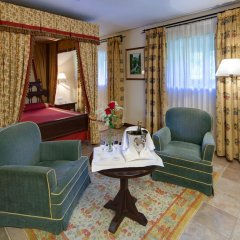 Отель Parador De Cangas De Onis 4* Улучшенный номер фото 3