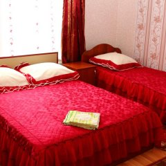Гостиница Уют Тамбов комната для гостей фото 4