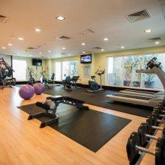 Citymax Hotel Al Barsha фитнесс-зал фото 4
