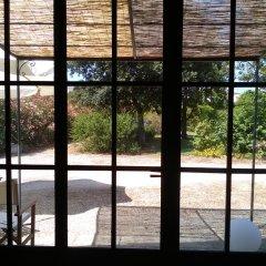 Отель Casetta Vacanza in Campagna Кутрофьяно приотельная территория