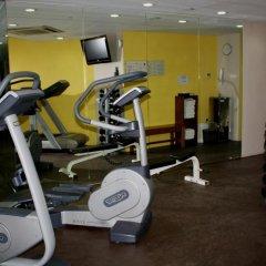 Отель Furama City Centre фитнесс-зал фото 2