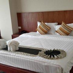 Malin Patong Hotel 3* Улучшенный номер двуспальная кровать фото 3