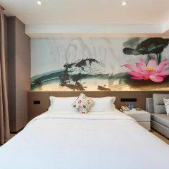 Guangzhou Hengdong Business Hotel 3* Стандартный номер с различными типами кроватей фото 2