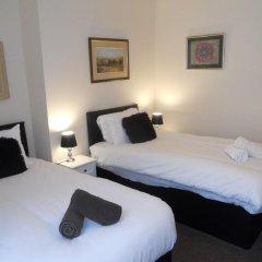 Отель The Old Palace Guest House 3* Стандартный номер с различными типами кроватей фото 5