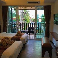 Отель Lanta For Rest Boutique 3* Номер Делюкс с 2 отдельными кроватями фото 10