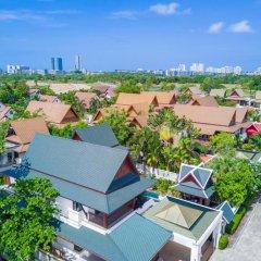 Отель Villas In Pattaya Green Residence Jomtien Beach 4* Вилла