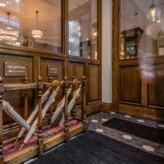 Отель King Street Townhouse Великобритания, Манчестер - отзывы, цены и фото номеров - забронировать отель King Street Townhouse онлайн гостиничный бар