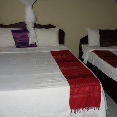 Отель Villa Thony 1 House 1 2* Стандартный номер с 2 отдельными кроватями фото 4