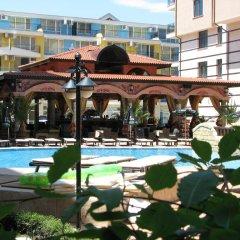 Отель Sunny Beach Rent Apartments Karolina Болгария, Солнечный берег - отзывы, цены и фото номеров - забронировать отель Sunny Beach Rent Apartments Karolina онлайн бассейн