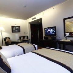 Medallion Hanoi Hotel 4* Стандартный номер двуспальная кровать фото 3