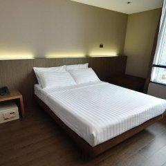 Отель Bangkok City Hotel Таиланд, Бангкок - 1 отзыв об отеле, цены и фото номеров - забронировать отель Bangkok City Hotel онлайн комната для гостей фото 3