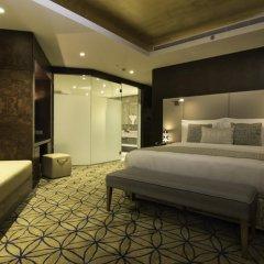 Отель Grand Millennium Muscat Президентский люкс с различными типами кроватей