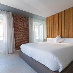 Отель Sidorme Madrid Fuencarral 52 Испания, Мадрид - 1 отзыв об отеле, цены и фото номеров - забронировать отель Sidorme Madrid Fuencarral 52 онлайн комната для гостей фото 2