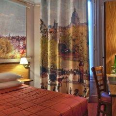 Hotel Murat 3* Стандартный номер с различными типами кроватей фото 10