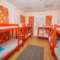 Хостел Кенгуру Кровать в общем номере с двухъярусными кроватями фото 9