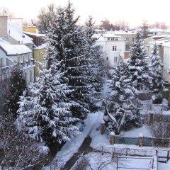 Отель Animrumru Польша, Варшава - отзывы, цены и фото номеров - забронировать отель Animrumru онлайн балкон