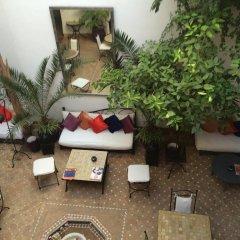 Отель Riad Dar Nabila 3* Стандартный номер с различными типами кроватей фото 14