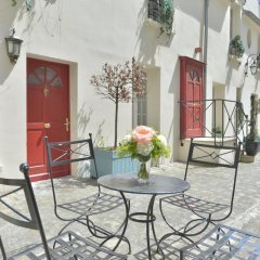 Hotel Unic Renoir Saint Germain 3* Стандартный номер с различными типами кроватей фото 5